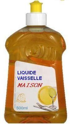 Liquide vaisselle maison au savon noir savon liquide for Consommation d eau vaisselle a la main
